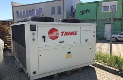 Wasserkühlmaschine TRANE CGAN 500 – GEBRAUCHT Verkauf
